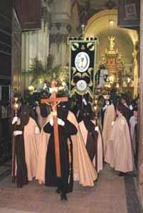 Tambores de Semana Santa