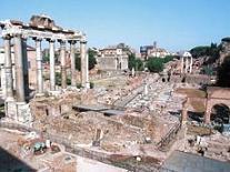 Palacio real en Roma